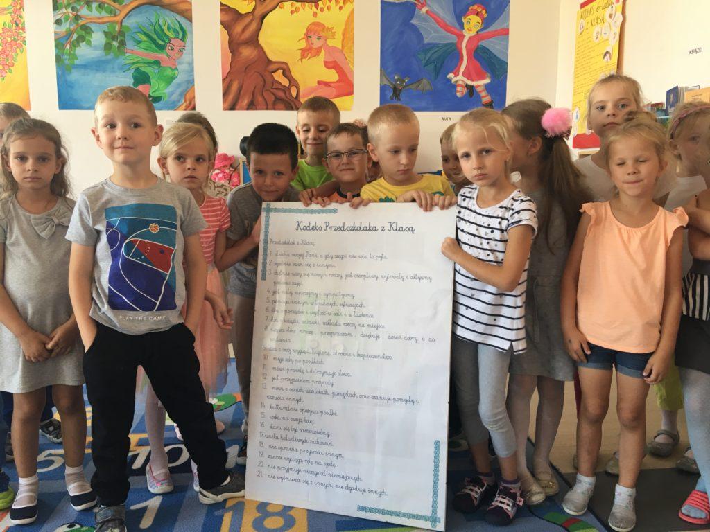 Przedszkole z klasą Przasnysz